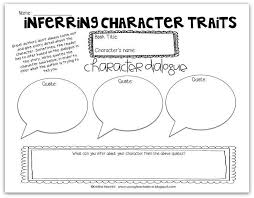 38 best reading character traits images on pinterest