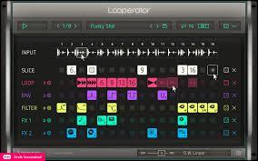 software gui design looperator gui ux design user interface design ui experience