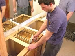 how to build a concrete sink how to build a concrete bathroom countertop how tos diy