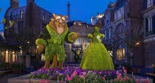 epcot international flower u0026 garden festival to feature new