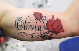 best designs for baby namesbaby name tattoos