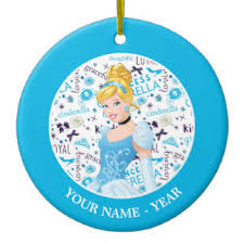 cinderella ornaments keepsake ornaments zazzle