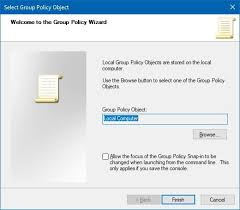 how to apply windows 10 local group policy settings to specific