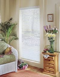 clear valance clips for 2 in faux wood blinds 2 pack