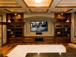home theater wall sconce interior basement ideas mixed with horizontal wooden wall and two