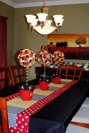 mickey mouse theme party decoration ideas archives decorating of