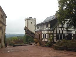 start a martin luther pilgrimage at wartburg castle the home of a