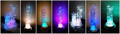 Round Cylinder Vases Led Cylinder Vases Glow Event Decor