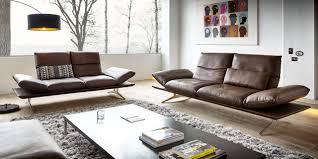 canapé design de marque allemande confortable et robuste à