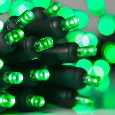 battery operated lights 20 green battery operated 5mm led