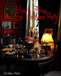 halloween party photo how to throw an epic halloween party not quite nigella