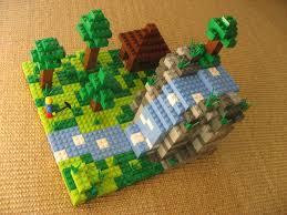 we u0027re excited about all of the lego minecraft ideas on lego cuusoo