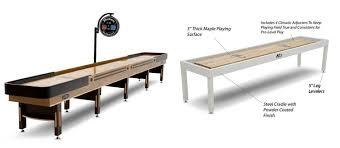 How Long Is A Shuffleboard Table by Shuffleboard Table Reviews Everybody U0027s Shuffling