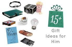 christmas present ideas for him great for all student budgets