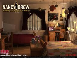 House Design Games To Play by Dorm Room At Waverly Academy From Nancy Drew Warnings At Waverly