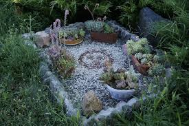 how to make a rock garden landscaping with rocks