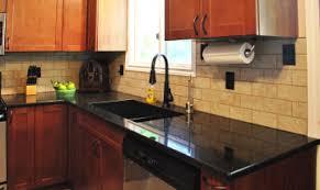 black countertop with black sink brazilian black granite countertops natural stone city