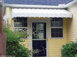 Best Way To Clean Awnings How To Paint A Metal Window Awning Curb Appeal Pinterest