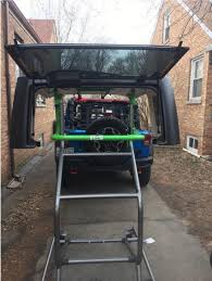 mail jeep lifted toplift pros simple jeep hardtop removal and storage