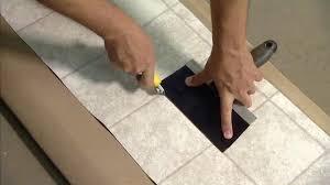 how to repair damaged vinyl flooring today s homeowner