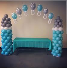 baby shower balloons 18 best elephant baby shower balloons images on baby