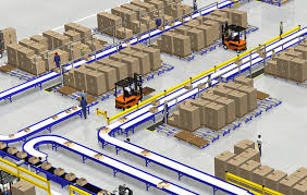 layout design industrial engineering conveyor system design services engineering material handling