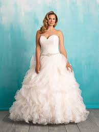 best wedding dresses 25 best curvy wedding dresses for plus size brides everafterguide