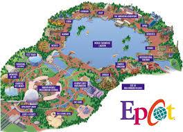 Map Of Animal Kingdom Map Of Epcot World Showcase Map Of Epcot Map Of Epcot World