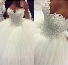 Princess Wedding Dresses Aliexpress Com Buy 2017 Elegant Princess Wedding Dresses