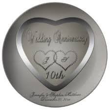 10th year anniversary gift wedding gifts for 10 year anniversary imbusy for
