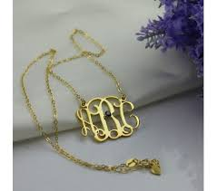 monogram jewelry cheap 121 best name necklace images on name necklace collars