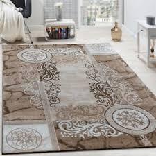 tappeto design moderno tappeto di design moderno m礬lange floreale con motivo versace