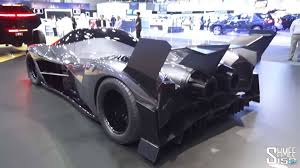 devel sixteen devel sixteen hypercar targets a top speed of 320 mph