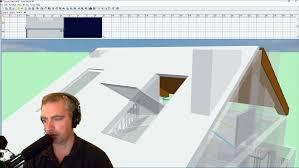 sweet home 3d velux roof window tutorial youtube