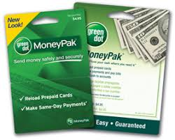ready prepaid card green dot moneypak reload register add money readydebit