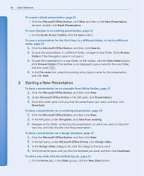step by step microsoft office powerpoint 2007