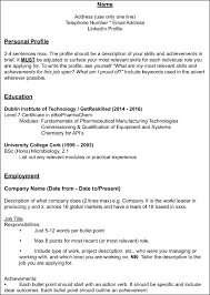 cv templates for a job in pharmaceutical manufacturing