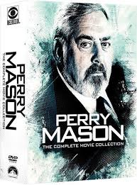 perry mason the complete movie collection dvd 2016 15 disc set