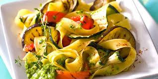 cuisine legume tagliatelles aux légumes facile et pas cher recette sur cuisine