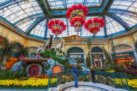 Botanical Gardens Bellagio by The Bellagio Las Vegas Matthew Paulson Photography