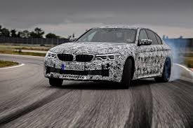 prototype drive 2018 bmw m5 bmw m5 prototype 2018 first drive with video cars co za