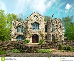 small castle stock image image of stone small wall 31109963