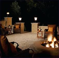 Outside Patio Lights Electric Decorative Outdoor Lanterns Awesome And Decorative