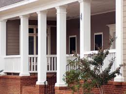 decorative porch columns decorating for fall column wraps steel