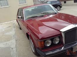 bentley burgundy bentley eight burgundy with beige interior new vogue tires runs