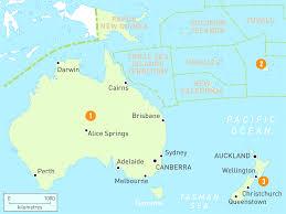 auckland australia map australia new zealand map world deboomfotografie within on