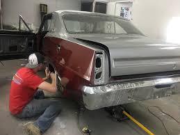 1966 chevy nova ss clean cut creations