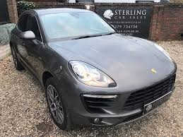 porsche macan 2015 for sale used agate porsche macan for sale essex