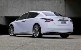 nissan hybrid 2015 electrovelocity the gorgeous nissan ellure hybrid sedan