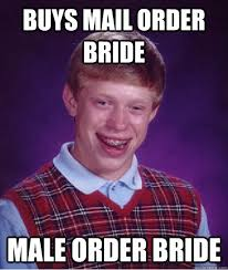 Mail Order Bride Meme - interpreting mail order brides through memes media ethnography